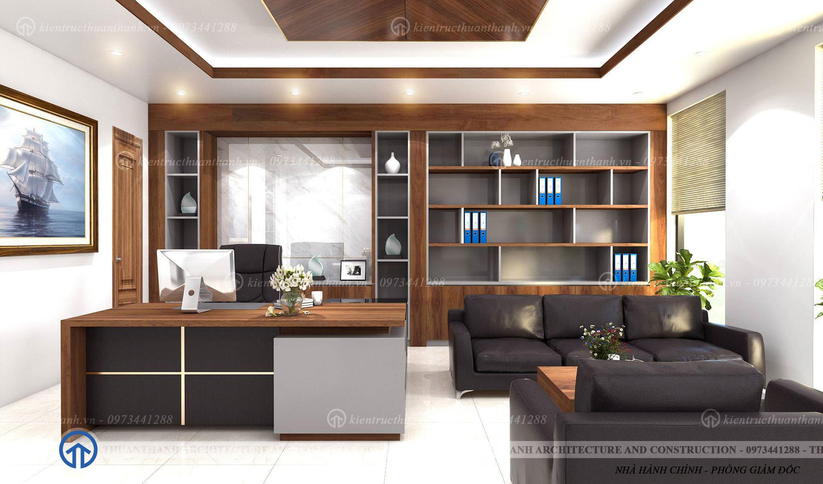 Thiết kế nội và ngoại thất